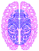 brain circuit - Art by Tolagunestro